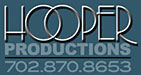 Hooper Productions 702-870-8653